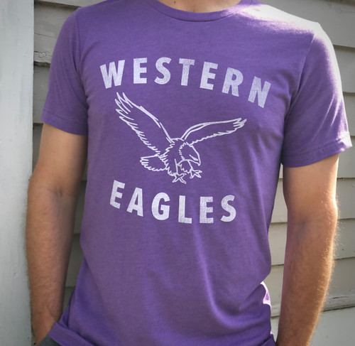 Once a Western Anderson Eagle, Always an Eagle.