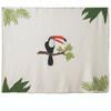 Jan Constantine Tropical Toucan Wall Hanging (Cream)