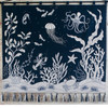 Marine Wall Hanging (Navy Blue)