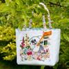 Cottage Lady Bag (White)