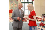 Jan and HRH Prince of Wales