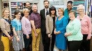 The Great British Sewing Bee - Jan Constantine Interview