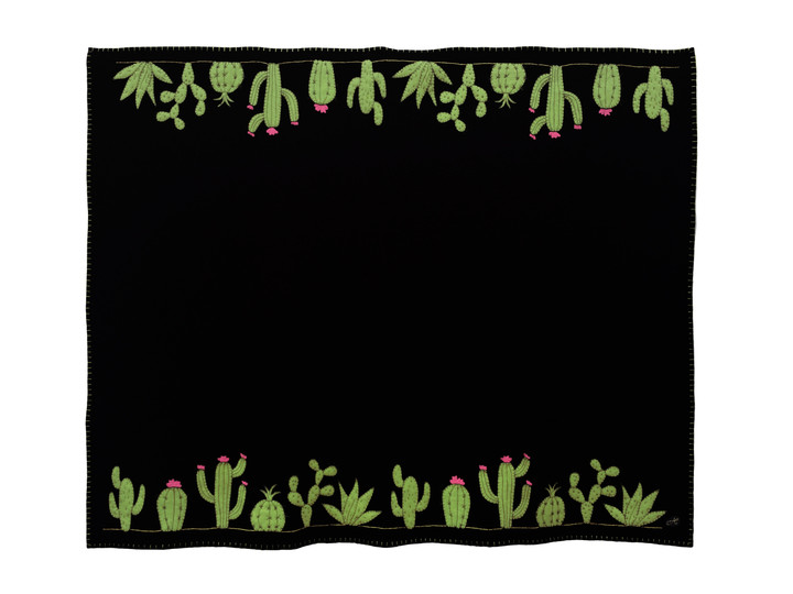 Fiesta Cactus Throw