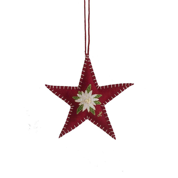 Edelweiss Spice Star (Red)