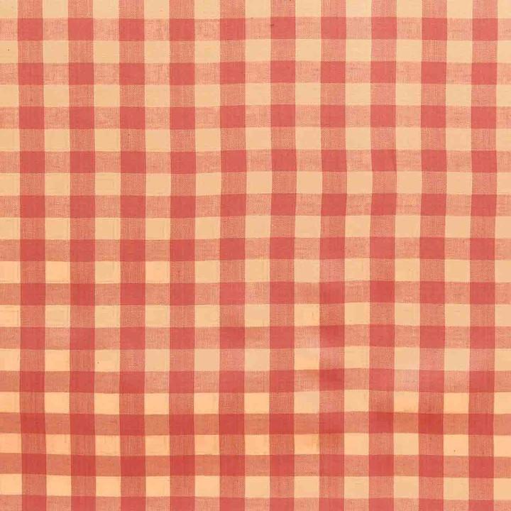 Jan Constantine  Gingham Fabric (Pink)