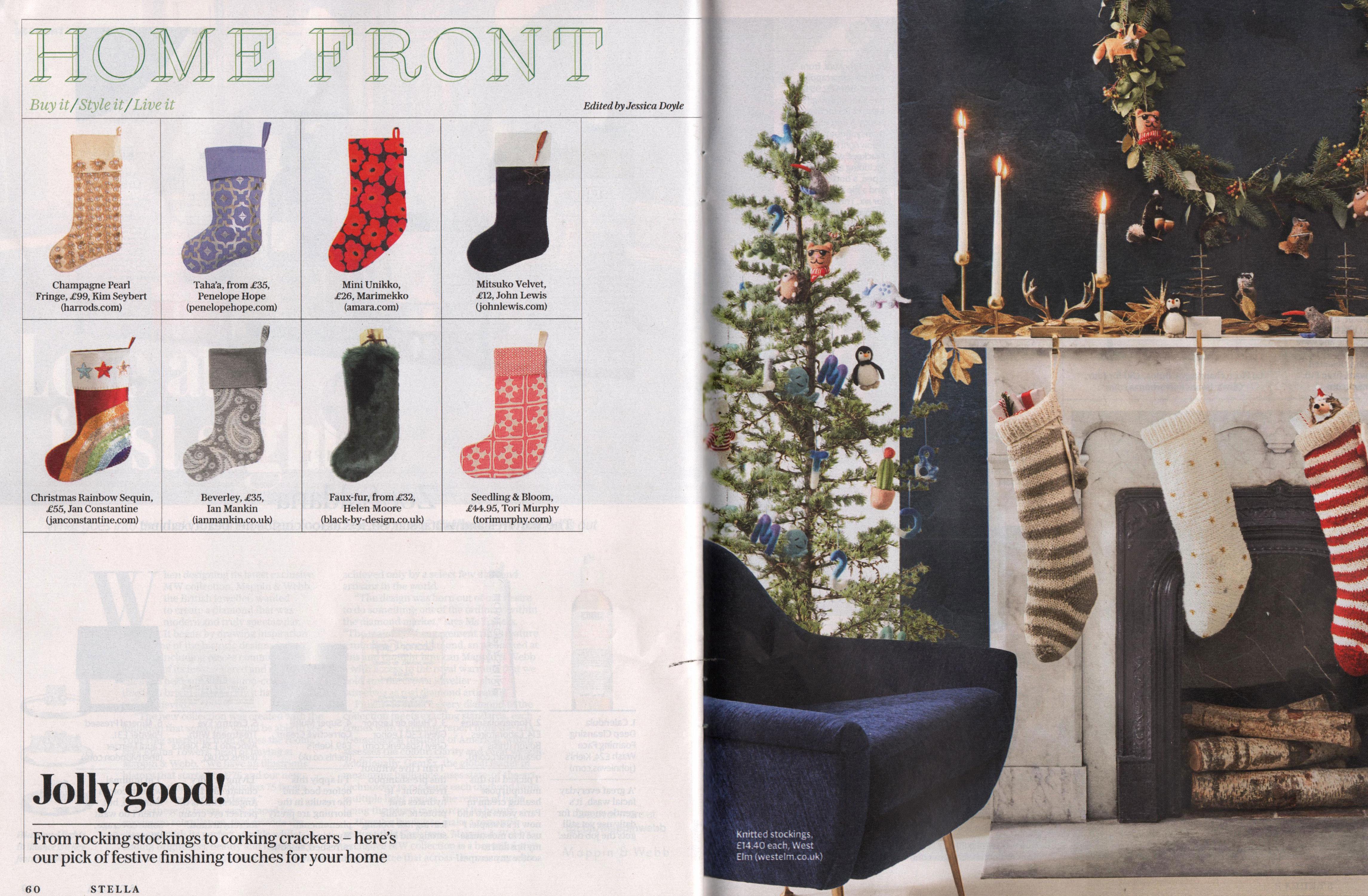 Stella Magazine - December 2017