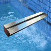 Marine Grade - 600mm Wide Water Wall Spillway Blade - 35mm Lip