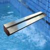 Marine Grade - 600mm Wide Water Wall Spillway Blade - 35mm Lip