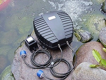 AquaOxy Air pump 2000