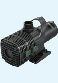 Aquagarden Barracuda pumps provide solids handling capacity up to 6mm with BSP threaded inlet and outlet.