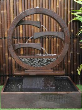 Wagon Fountain