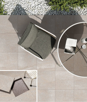 NOVA outdoor rated porcelain paver 20mm