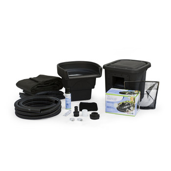 DIY 1.2 x 1.8 Pond Kit