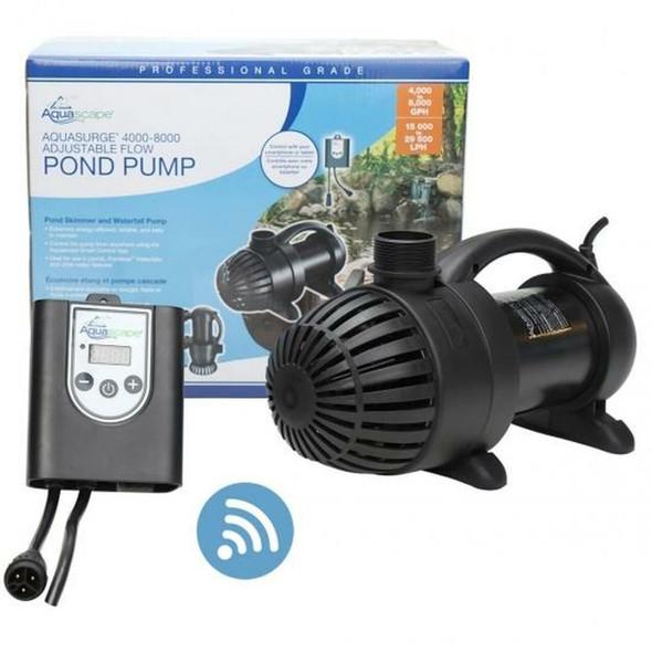 AquaSurge Adjustable Pump - 15000 - 30000LPH