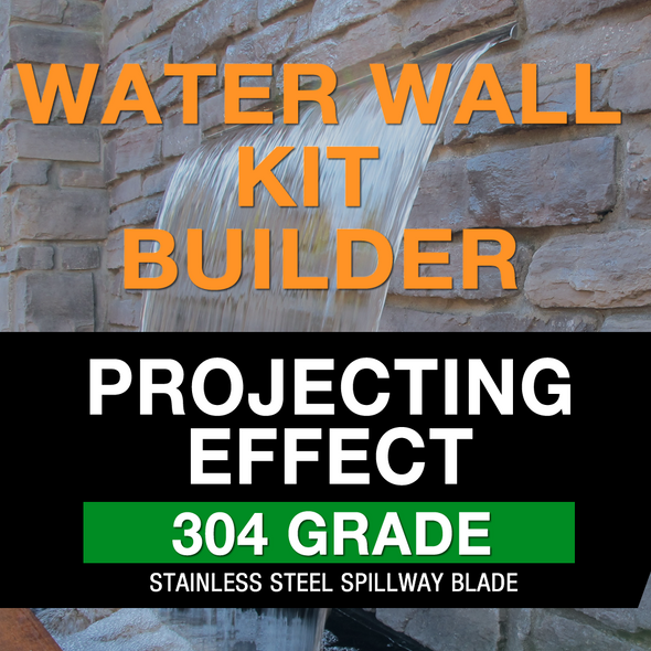 Projecting Water Wall Kit Luponds