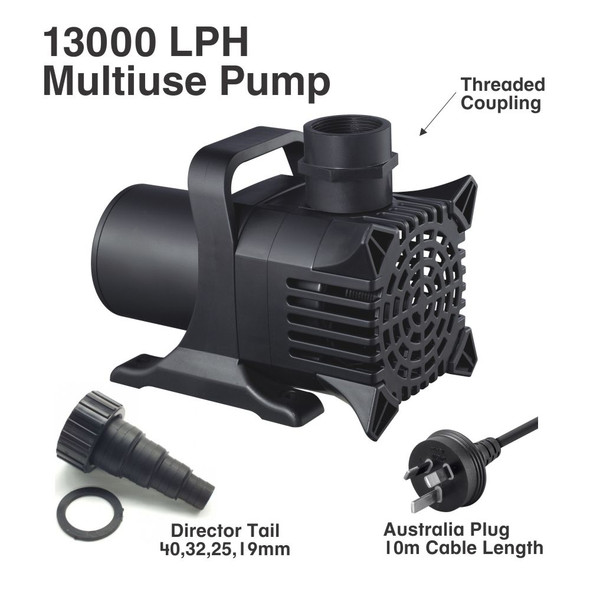 Energy Efficient Pond Pump - 13000 LPH