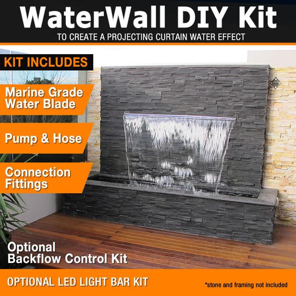 water wall kit