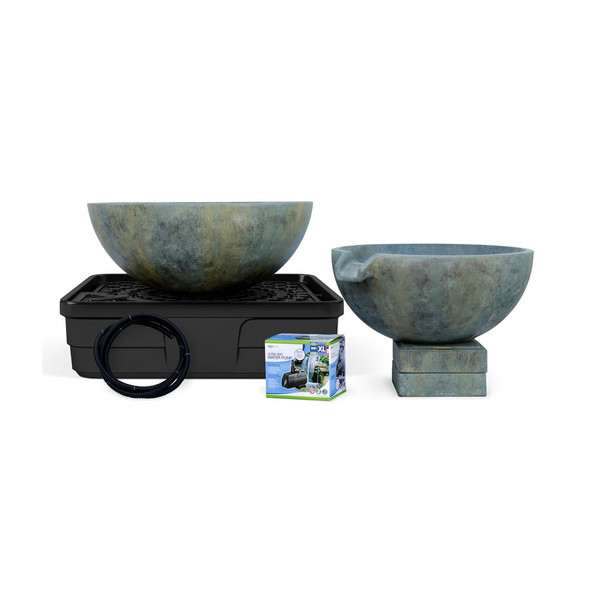 Spillway Bowl & Basin Fountain Kit