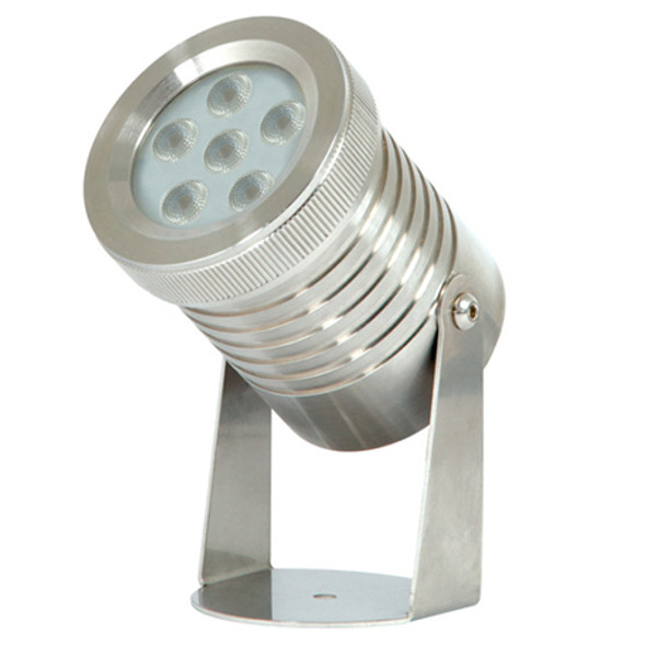 PondMAX 6 LED Pond/Garden Light - Stainless Steel