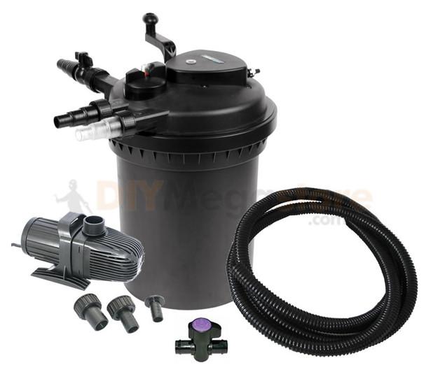 PondMAX PF9000UV Filter & Pump Kit
