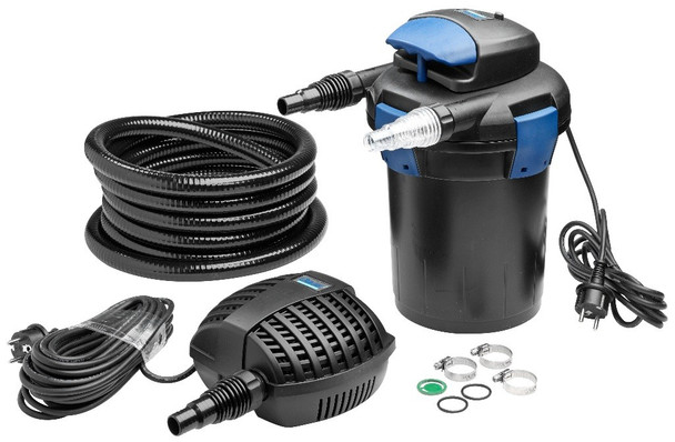 Oase Biopress 6000 UV Filter & Pump Set