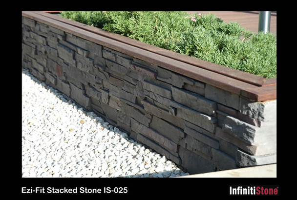 Modern Stacked Stone IS-M025