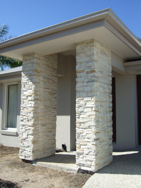 Modern Stacked Stone IS-M21