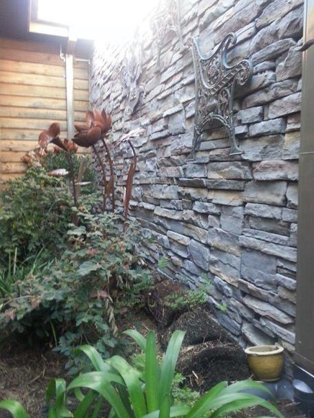 mountain ledge stone