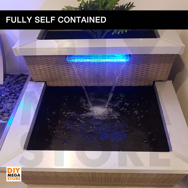 self contained water featured