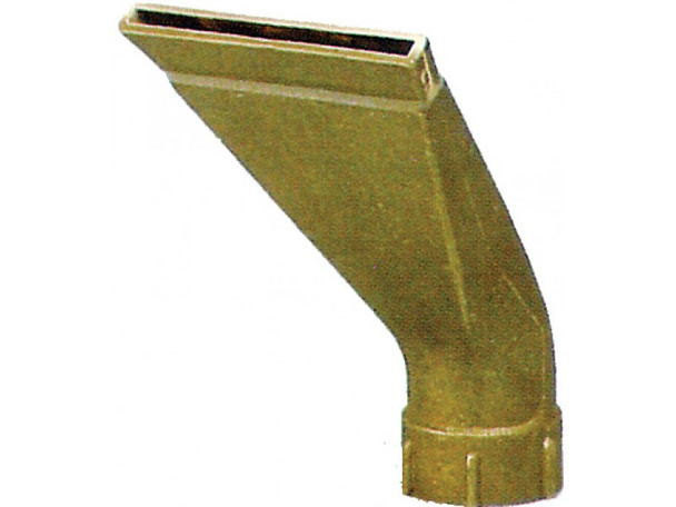 Fan Jet Nozzle - 80mm Wide