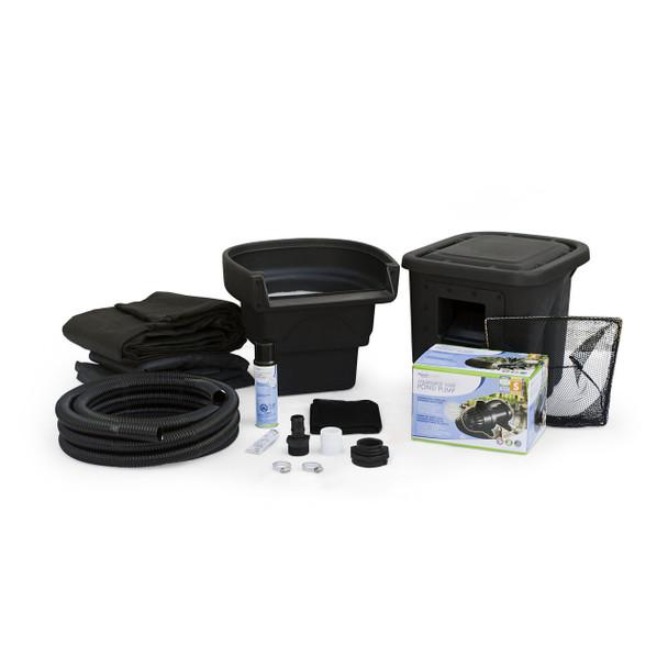 DIY 1.2 x 1.8 Pond Kit