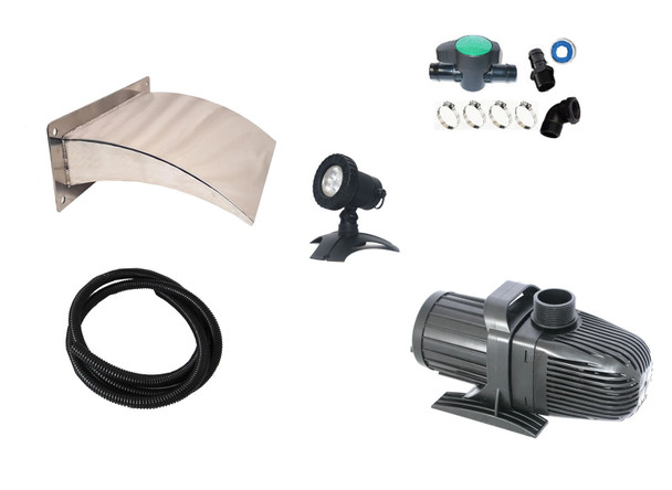Euro300STARTER Kit - 316G + LED Light - FREE SHIPPING