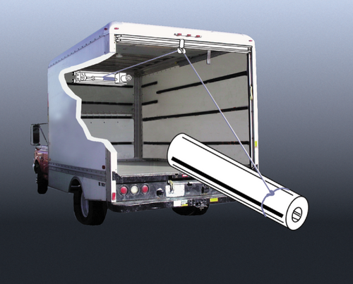 63-DC Truck Winch