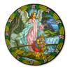 Guardian Angel Sticker Suncatcher for Glass