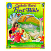 Baby's First Bible Board Book with Handle