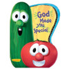God Made You Special Veggie Tales Book