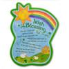 """""""Irish Blessing"""" Children's Plaque"""
