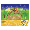 Nativity Sticker Advent Calendar