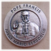 Pope Francis Pocket Token