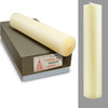 """Altar Candle 2-1/2""""x12"""" APE 51% Beeswax"""