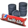 Swift-Lite Charcoal 10-Pack Tube