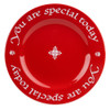 You Are Special Red Plate