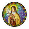 Saint Therese Window Sticker Suncatcher for Glass