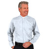 RJ  Toomey  Tab Collar Comfort Shirt  Long Sleeve White