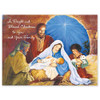 Bright Blessed Christmas Cards Boxed
