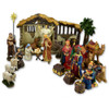Small Three Kings Nativity Set 23PCS