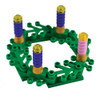Lego Advent Wreath Set