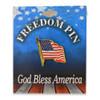 Freedom Lapel Pin