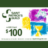$100 eGift Card for shopping at St.Patrick's Guild