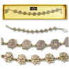 Rose Bud Saint Rosary Bracelet